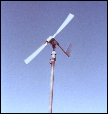 Cataby wind generator